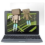 atFolix Displayfolie für Acer One 10 Spiegelfolie, Spiegeleffekt FX Schutzfolie
