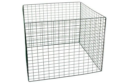 metall-komposter-90-x-90-x-70-cm-grun-567-l-kompost-stahlgitter-garten