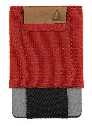 Nomatic Basic Wallet praktische Geldbörse für Männer und Frauen, minimalistisch und leicht, in verschiedenen Farben (Schuhe Für Männer Batman)