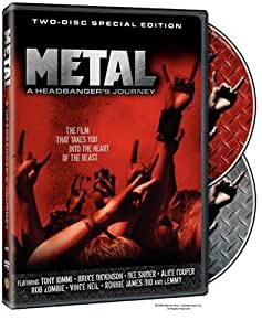 Metal: A Headbanger's Journey [Import USA Zone 1]