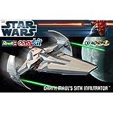 Revell Star Wars 1:120 Sith Infiltrator Easy Kit