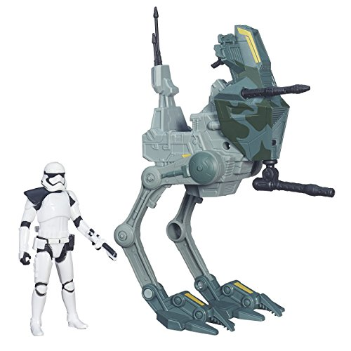Hasbro  B3717360  - Star Wars E7 Class I Fahrzeug: Assault Walker