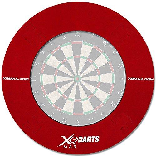 Surround Ring für Dartboards mit Farbauswahl – Dartscheiben Umrandung – Dart Auffangring