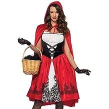 Suchergebnis Auf Amazon De Fur Rotkappchen Kostum Damen