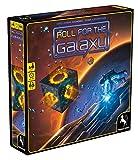 Pegasus Spiele 53040G - Roll for the Galaxy, deutsche Ausgabe