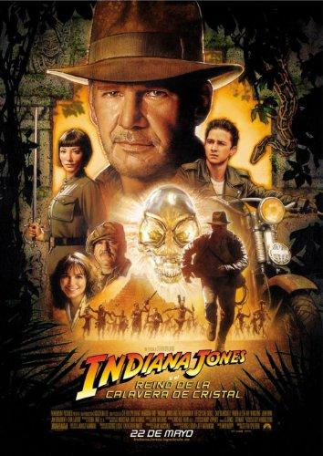 Indiana Jones Y El Reino De La Calavera De Cristal (Blu-Ray) (Import) (2012)