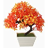[Sponsored]TiedRibbons® Artficial Bonsai Decoration Miniatures | Artificial Plant Decoration | Bonsai Indoor Plants | Corporate Cheap Gifts For Diwali