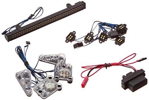 Traxxas LED Lightbar Kit Beleuchtung für Crawler Defender Rigid-Power Supply TRX-4