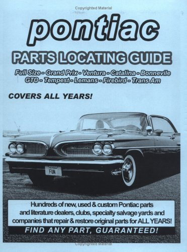 pontiac-gto-tempest-lemans-firebird-parts-locating-guide-by-david-gimbel-2003-03-15