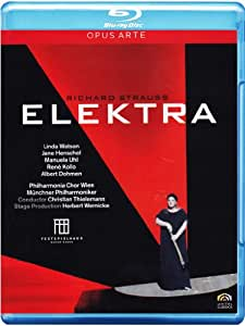 Richard Strauss - Elektra [Blu-ray]