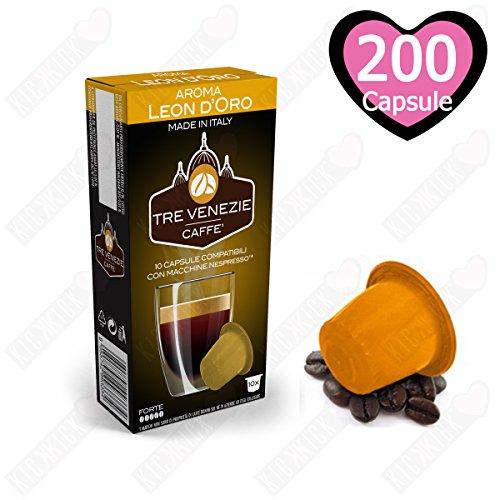 Caffè Leon D'oro Compatibili Nespresso