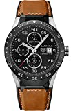 TAG Heuer Connected SAR8 A80. FT6070 - Reloj inteligente de cuero para hombre, color marrón.