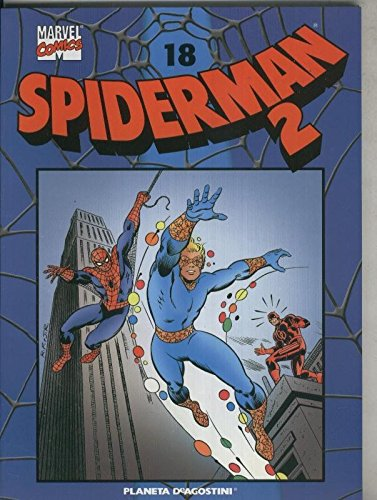 Coleccionable Spiderman volumen 2 numero 18