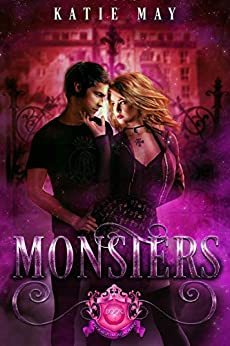 Monsters (Prodigium Academy Book 1) (English Edition) van [May, Katie]