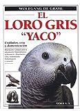 EL LORO GRIS 'YACO' (GUIAS DEL NATURALISTA-AVES EXÓTICAS-PERIQUITOS-CANARIOS)