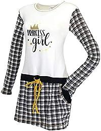 14489f31ef21 iside Camicia da Notte Corta Donna Caldo Cotone Interlock Tg S-M-L-XL 80102