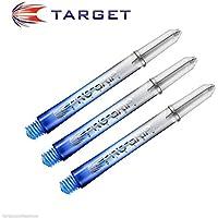 Target Vision Pro Grip Short 2BA 34mm Schwarz 3 St