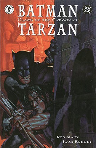Batman / Tarzan: Claws of the Cat-Woman by Marz, Ron (2000) Paperback