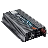 MARSROCK 1300W On Grid Micro Solar Inverter Converter, 20-50VDC to 190-260VAC MPPT Pure