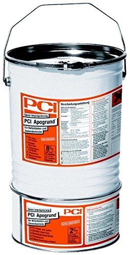PCI APOGRUND Epoxidharz Grundierung 10kg Dose. Metall Epoxi Imprägnierung