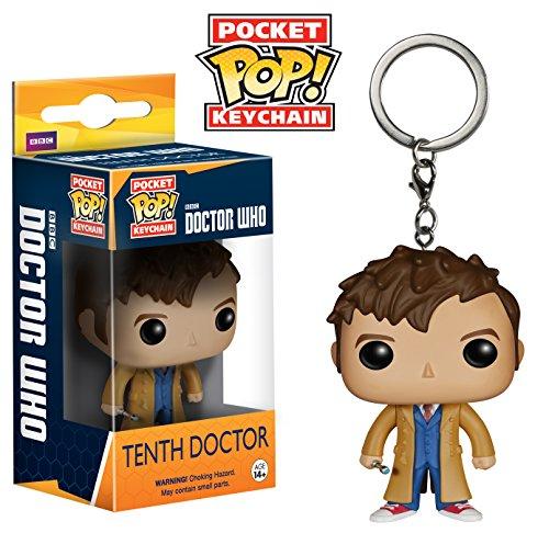 Imagen principal de Pocket POP! Keychain - Doctor Who: 10th Doctor