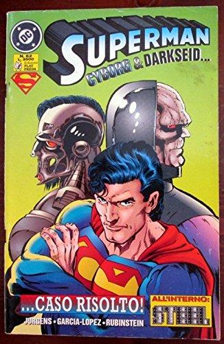 Superman Cyborg & Darkseid…N.62 Giu. 1996