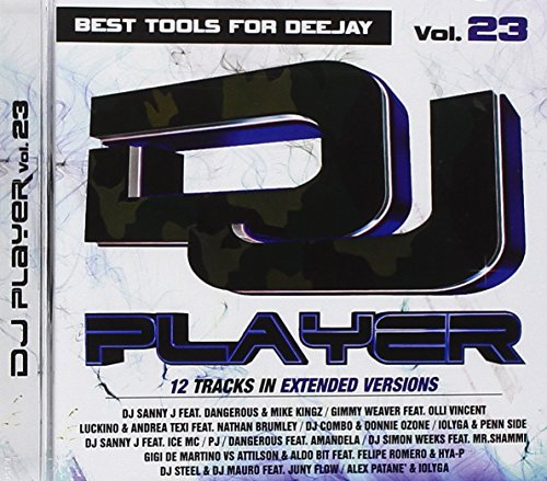 DJ Player Vol 23 (Planet Audio-cd-player)