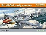 Unbekannt Eduard Plastic Kits 82113Maqueta de BF 109g de 6Early Versión Profesional Pack, Juego