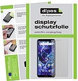 dipos I 2X Schutzfolie matt passend für Nokia 5.1 Plus Folie Bildschirmschutzfolie