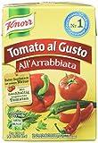 Knorr Tomato al Gusto All' Arrabbiata Soße, 8er-Pack (8 x 370 g)