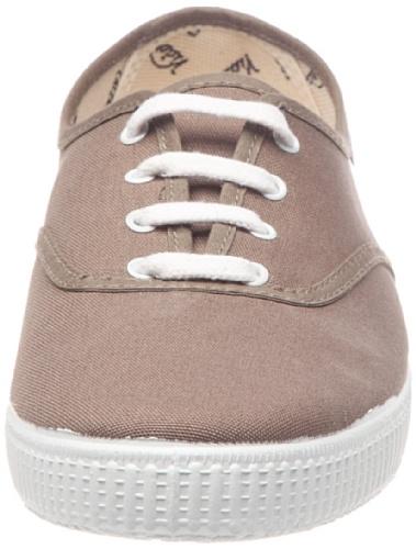 Victoria Inglesa Lona, Sneaker Unisex-Adulto Beige (Taupe)