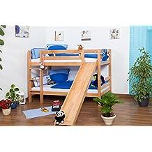 Suchergebnis auf Amazon.de für: kinderhochbetten mit rutsche | {Kinderhochbett mit rutsche 17}