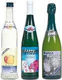 Your Design Weinetiketten: 32 Inkjet-Flaschenetiketten 8,5x10 cm mit 32 Banderolen (Sektflaschenetiketten)