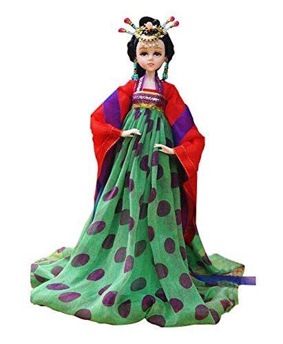 Doll Kostüm Goth - Chinesische Merkmale Alte Kostüm Fairy Dolls für Home Decoration