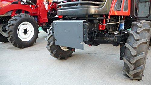 Schneeschild mit Universalplatte und Seitenverstellung -LNS-150 A