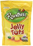 Rowntrees Jelly Tots Sharing Bags, 150 g, Pack of 12