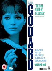 Jean-Luc Godard Collection - Volume 1 [UK Import]