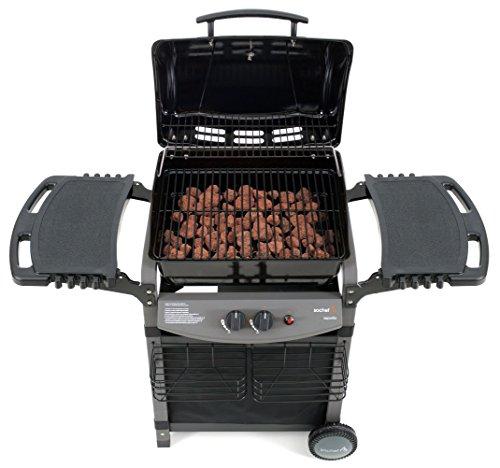 Zoom IMG-3 sochef saporillo barbecue nero grigio