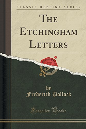 The Etchingham Letters (Classic Reprint)