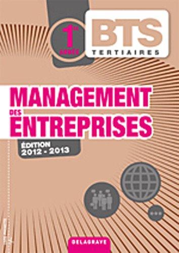 Management BTS 1e année