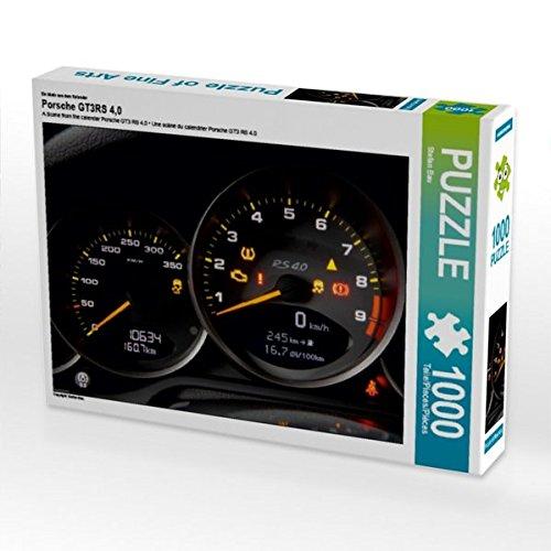 Ein Motiv aus dem Kalender Porsche GT3RS 4,0 1000 Teile Puzzle quer (CALVENDO Mobilitaet)