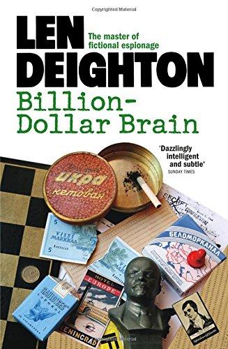 Billion-Dollar Brain par Len Deighton