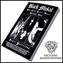 Black Metal: The Cult Never Dies Volume One (SIGNED BY AUTHOR)