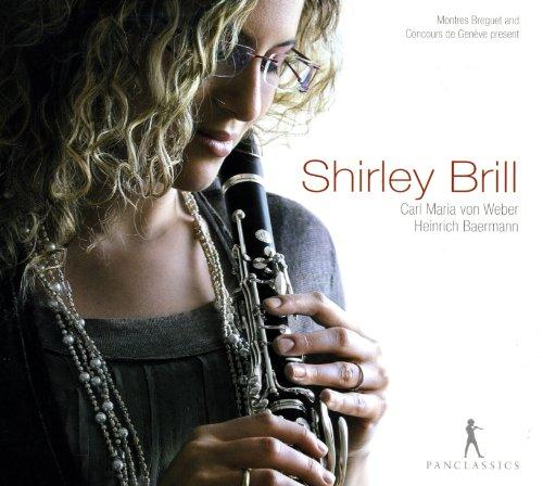 Clarinet Recital: Brill, Shirley - Weber, C.M. Von / Baermann, H.J. - Weber Pan