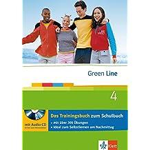 Green Line 4 - Das Trainingsbuch: 4. Lernjahr, passend zum Lehrwerk