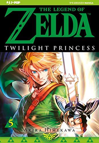 Twilight princess. The legend of Zelda: 5