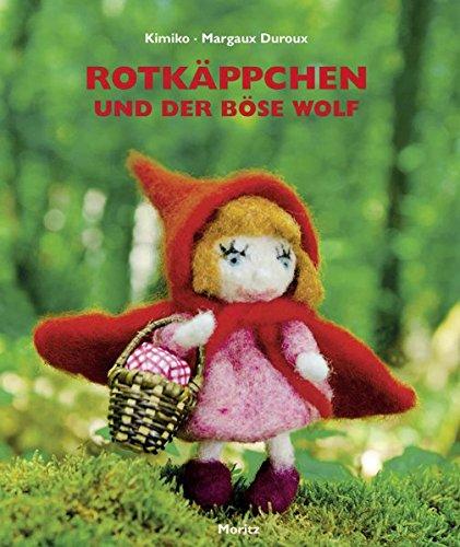 Grimm Märchen Brüder Kostüm - Rotkäppchen und der böse Wolf