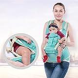 IRISH Baby Strap Hocker Breathable Mesh Kann als Back-Style Kangaroo-Style