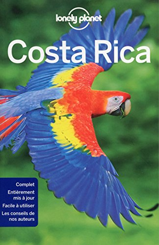 Costa Rica, Lonely planet 2017