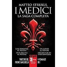 I Medici. La saga completa (Italian Edition)
